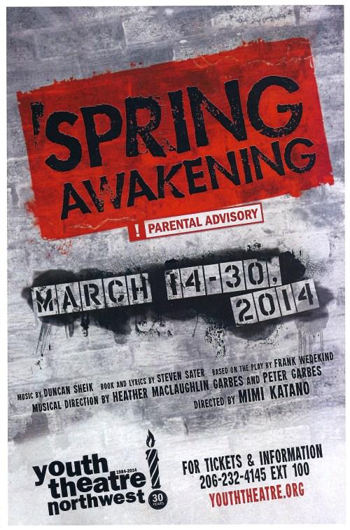 Spring Awakening – Overview | STRUMpit