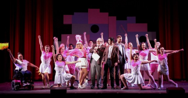 Seattle Musical Theatre cast of Legally Blonde