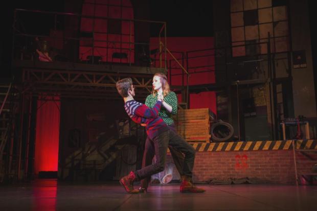 RENT School Edition - Seattle Children's Theatre, 2018