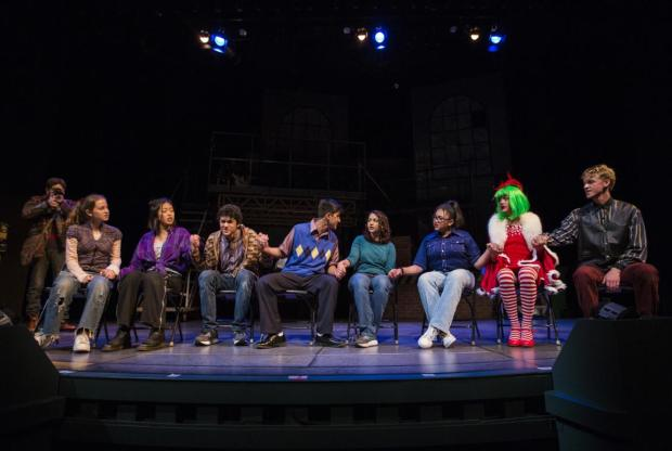RENT School Edition - Seattle Children's Theatre, 2018