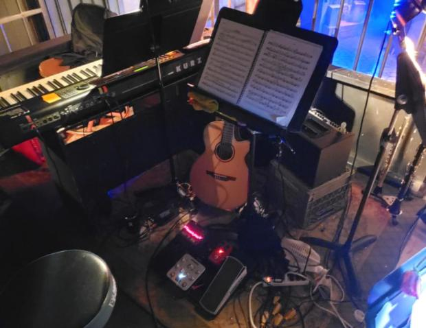 Man of La Mancha Guitar Setup - 2019