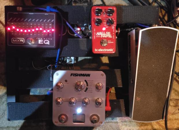 Man of La Mancha Pedalboard - 2019