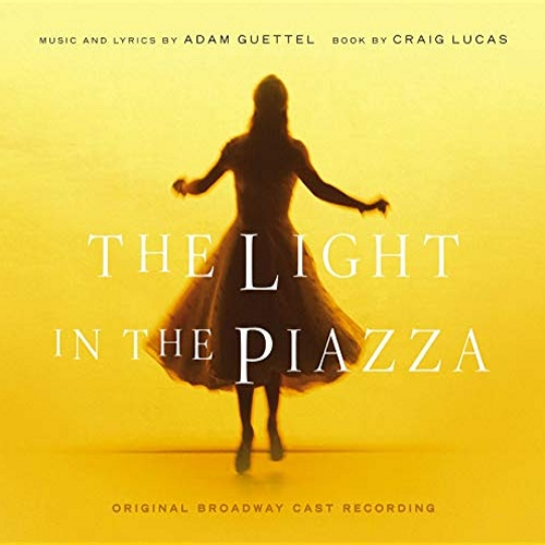 The Light In The Piazza Original Broadway Cast Recording - Cover