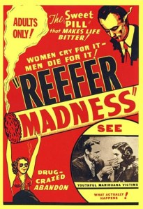 Reefer Madness – Original Movie Poster
